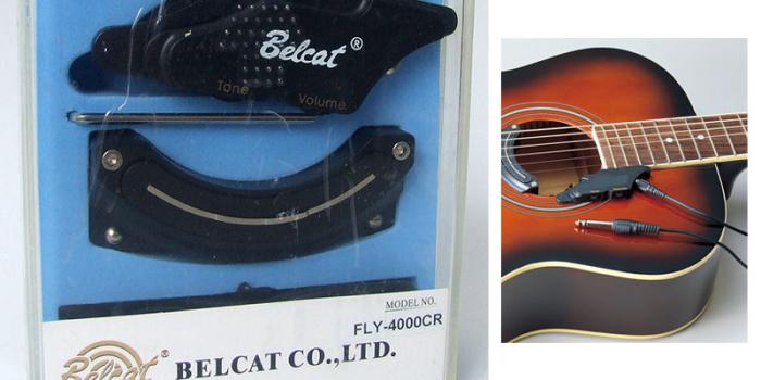 PICK UP BELCAT PER CHITARRA SH-4000 (CR) € 23,00 / PZ