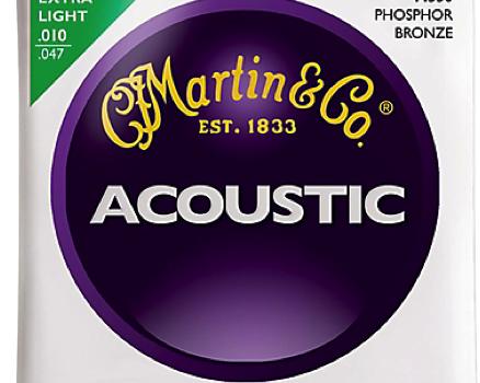 SET CORDE MARTIN M530 Phosphor Bronze  € 7,90 / PZ